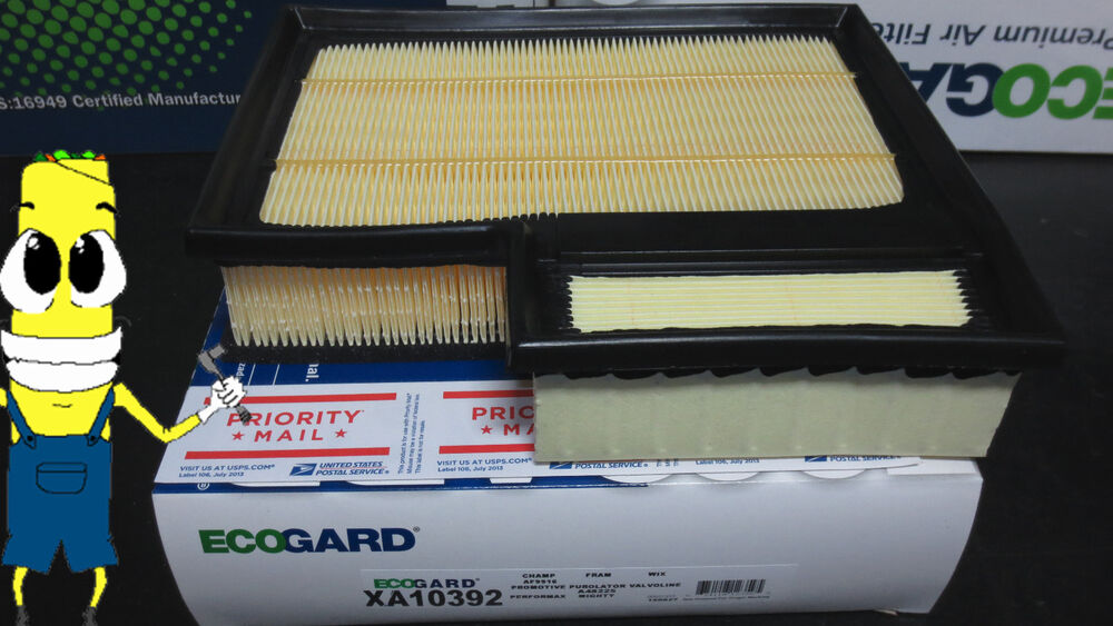 Premium Air Filter For Ford Transit 150 250 350 With L5