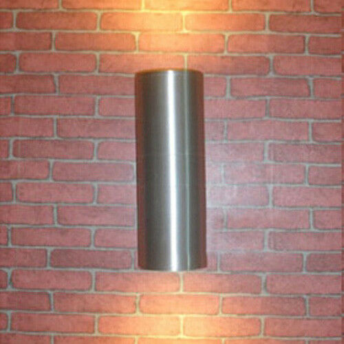Wall Sconce With Down Light : 12W LED Outdoor Up/Down Lamp Stainless Wall Sconces Light Fixture Garage Balcony eBay