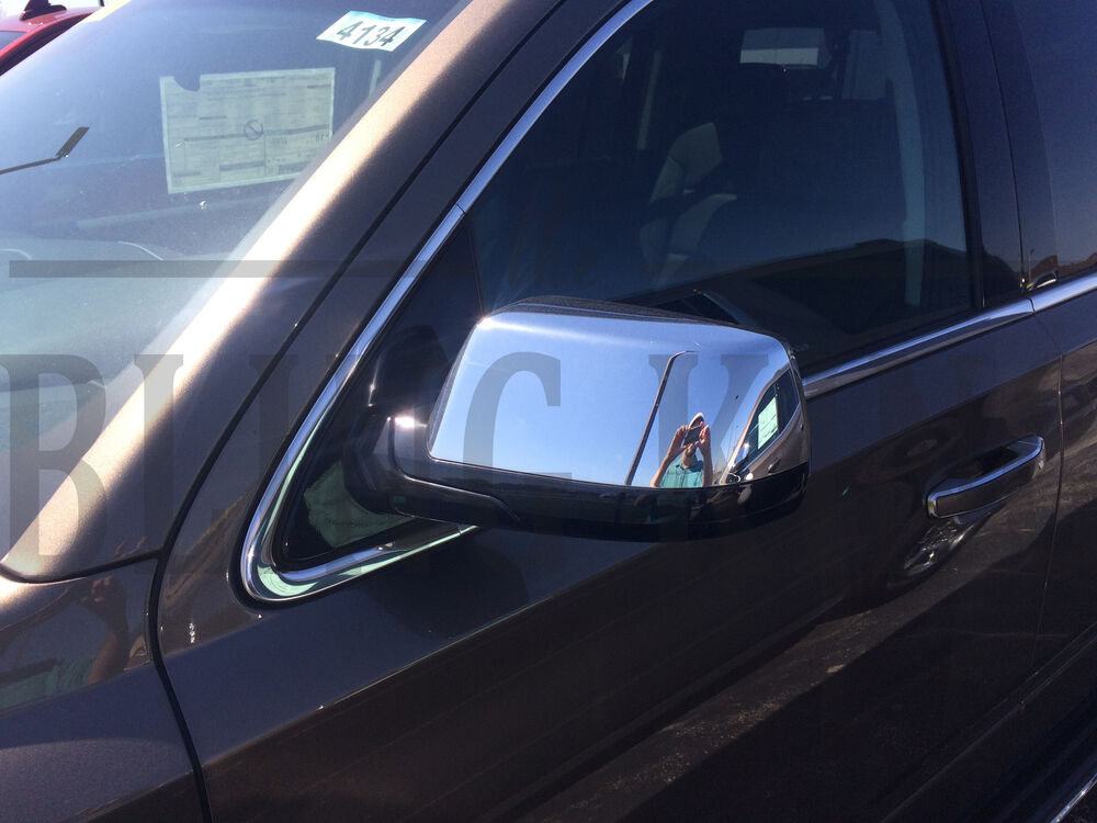 2015 2017 Chevy Suburban Chrome Mirror Cover Replacement