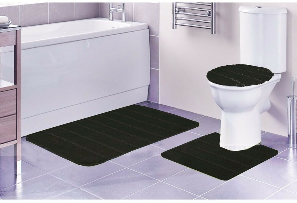 louise 3 bathroom rug set bathroom rug contour rug 25112