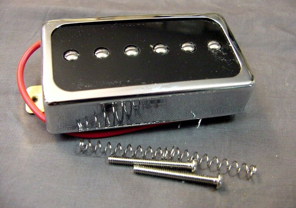 Lollar humbucker sized single coil