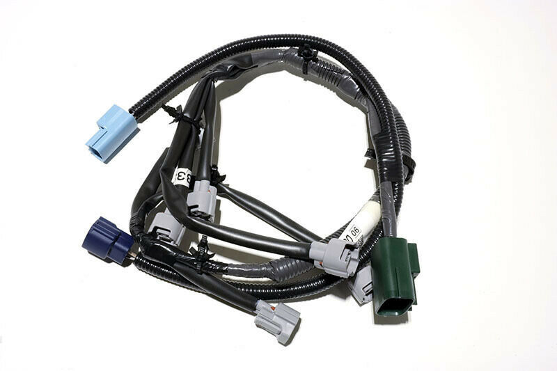 2003 2006 nissan 350z 6 cyl 3 5l engine fuel injector wiring loom harness oem ebay
