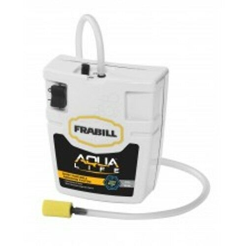Livewell Aeration System Frabill Min O Life Aerator