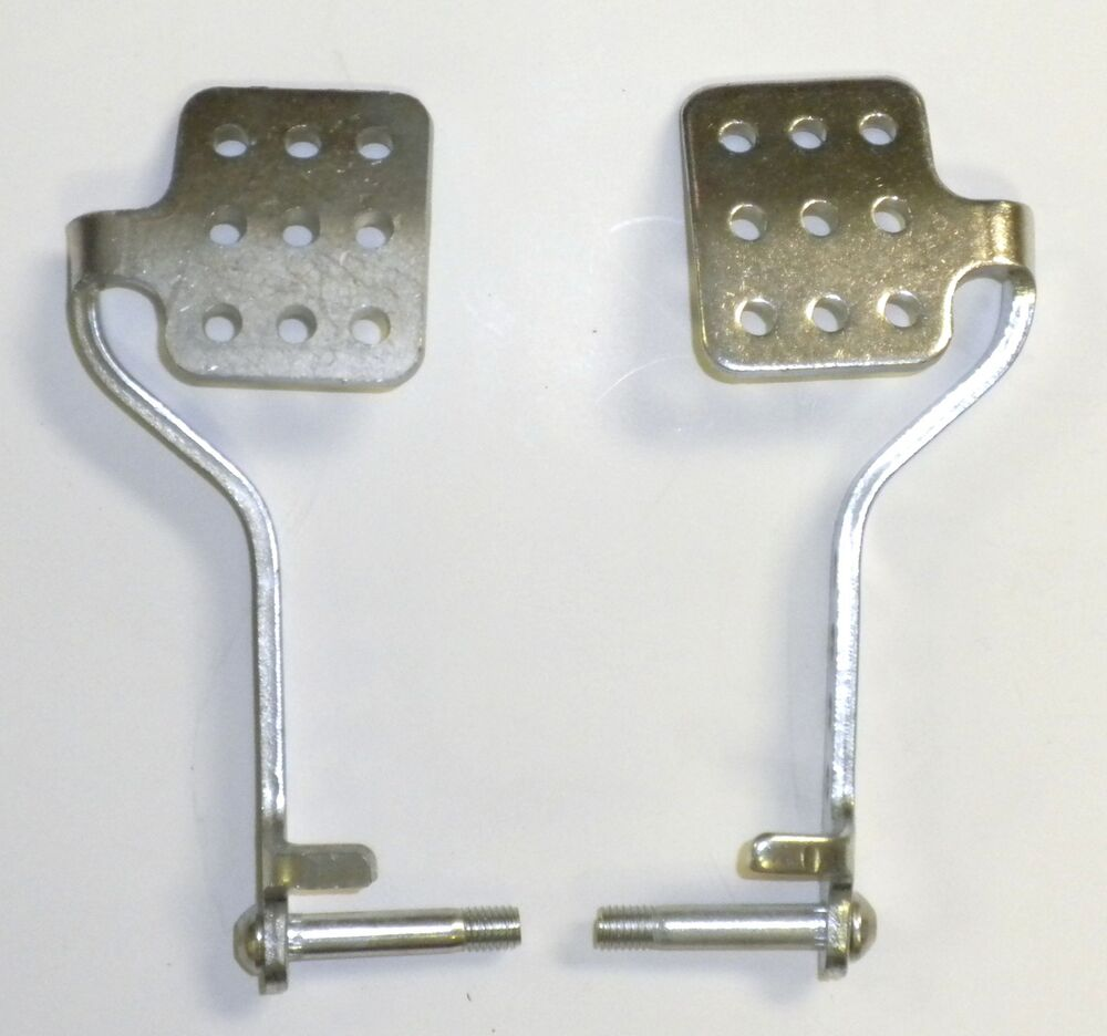 Go Kart Brake Throttle Pedal Set Ebay 52cc Scooterx Power