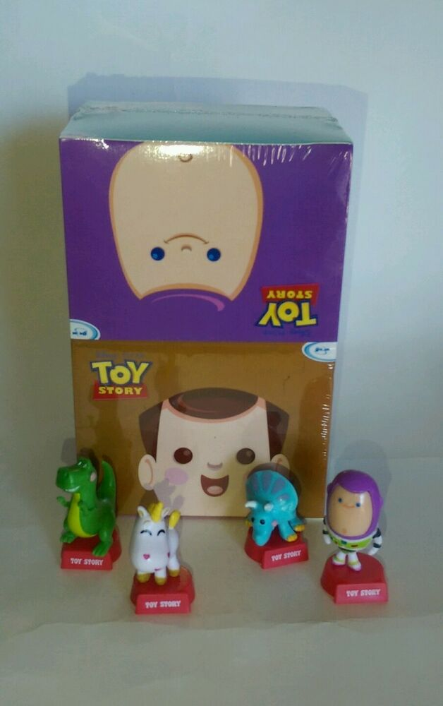 Toy Story Gum : Toy story pack chocolate eggs w surprise inside ebay