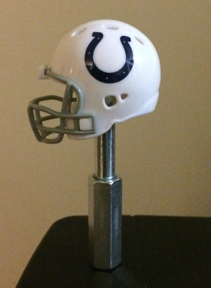 Indianapolis Colts Mini Helmet Nfl Beer Tap Handle