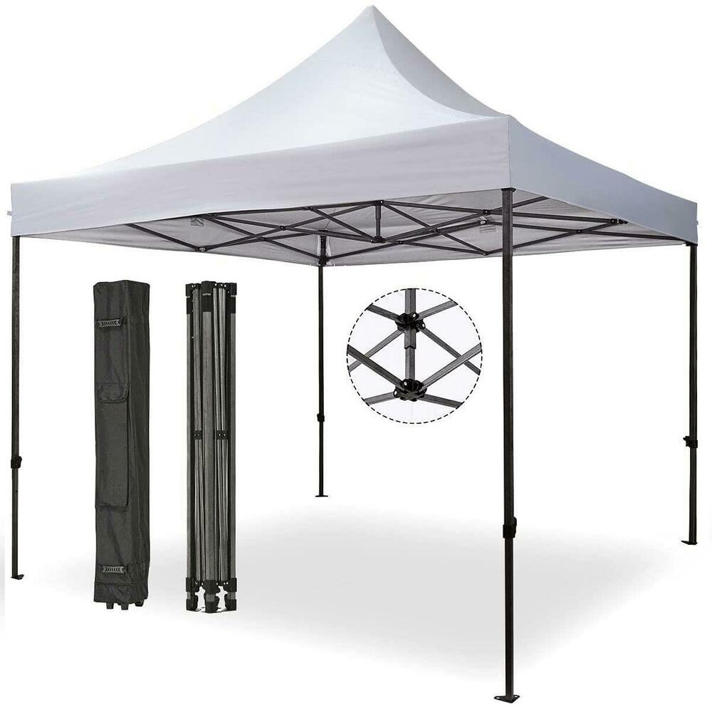 10x10 canopy tent quictent 10x10 ez pop up canopy tent with netting screen 28967