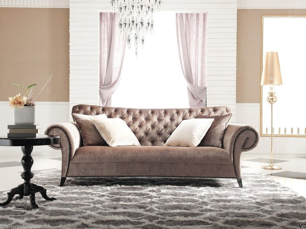 Sofa Piece Luxury Living Room Sofa Estacado Tufted Sofa