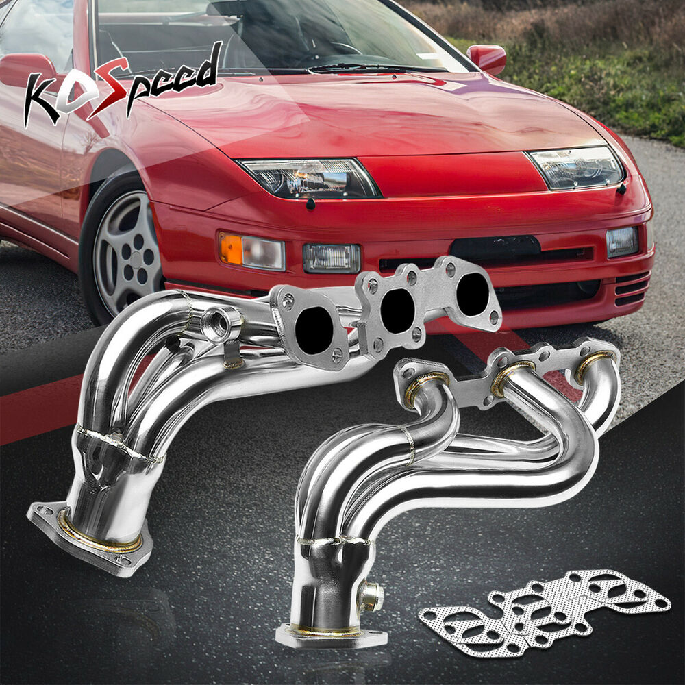 300zx Turbo Na: Z32 VG30DE STAINLESS STEEL HEADER EXHAUST FOR 90-96 NISSAN