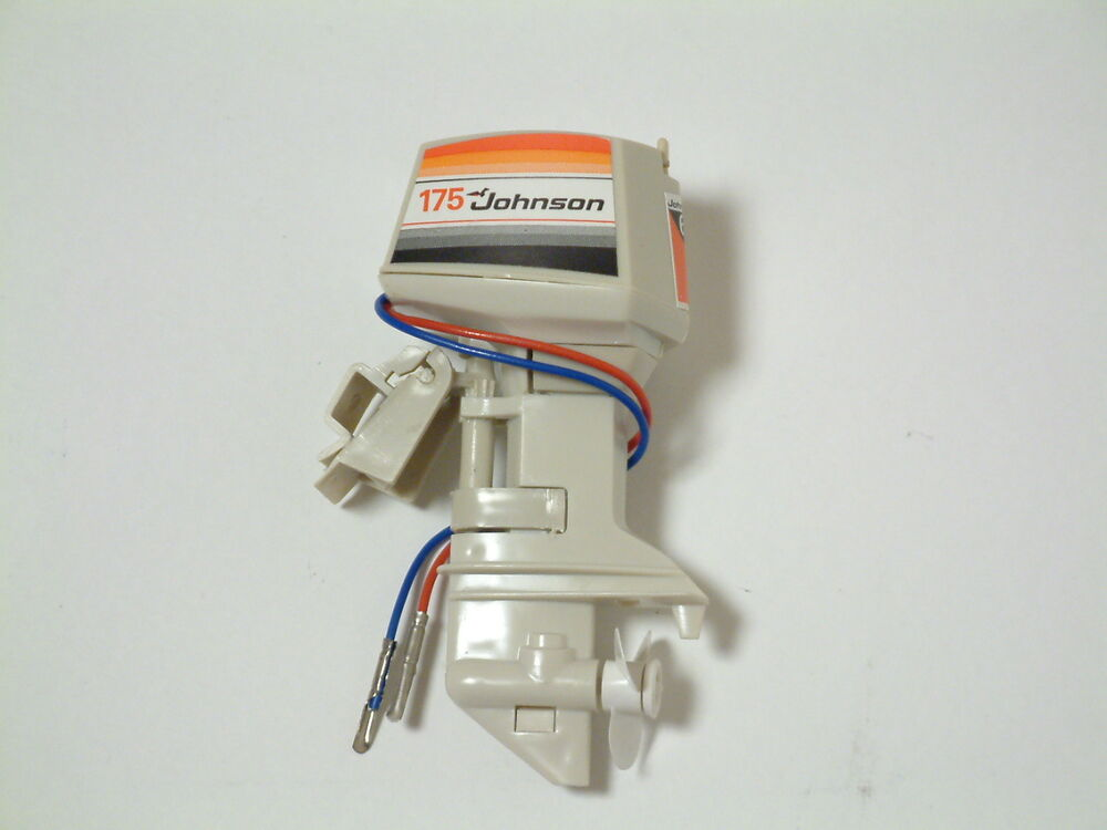 Mitsuwa Johnson High Power Outboard Motor Model Electric 3