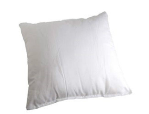 % Cotton Throw Pillow Inserts - Sham Stuffer Filled with Down and Feather for Firm Sleepers - Rectangle Decorative Cushion Used for Sofa and Bed, Set of 2, White, 12