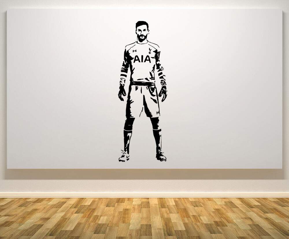 hugo lloris tottenham football player goalkeeper decal tottenham hotspur fc sticker decal many sizes england