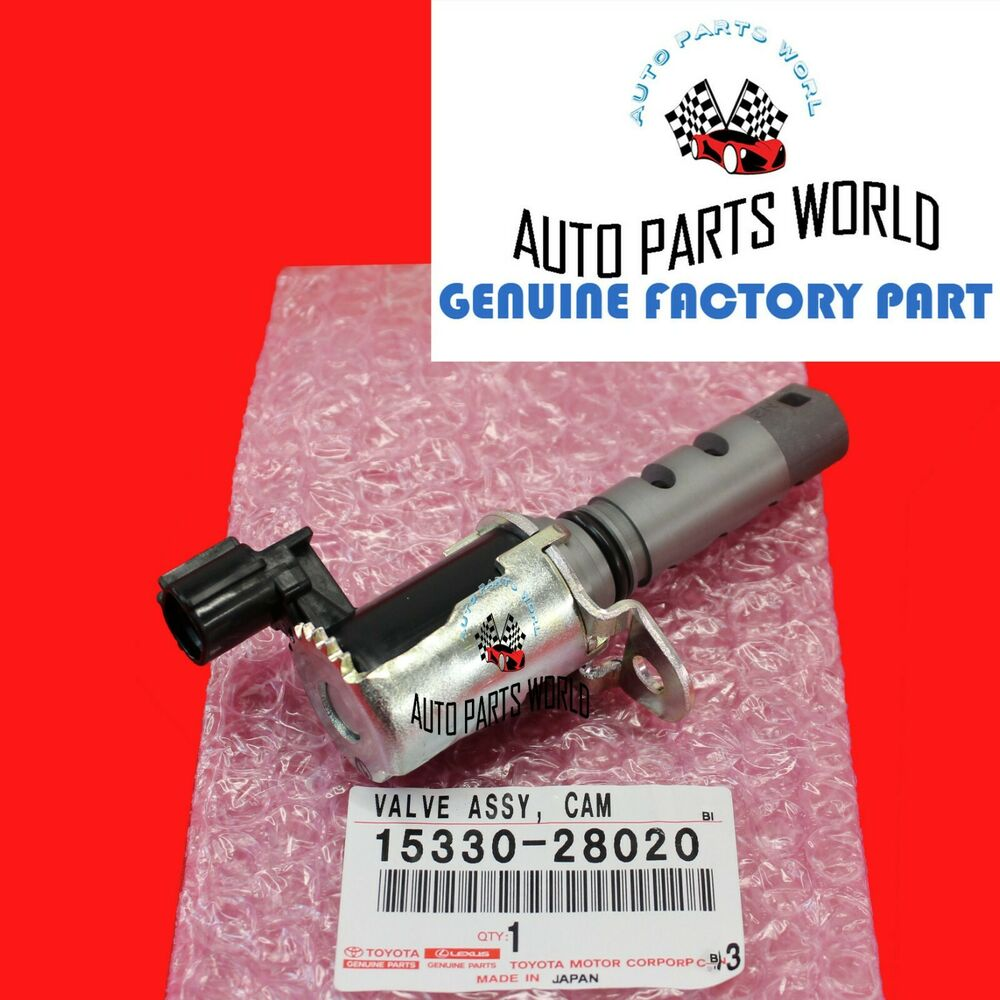 Www Toyota Parts: NEW GENUINE TOYOTA LEXUS OEM CAMSHAFT TIMING OIL CONTROL