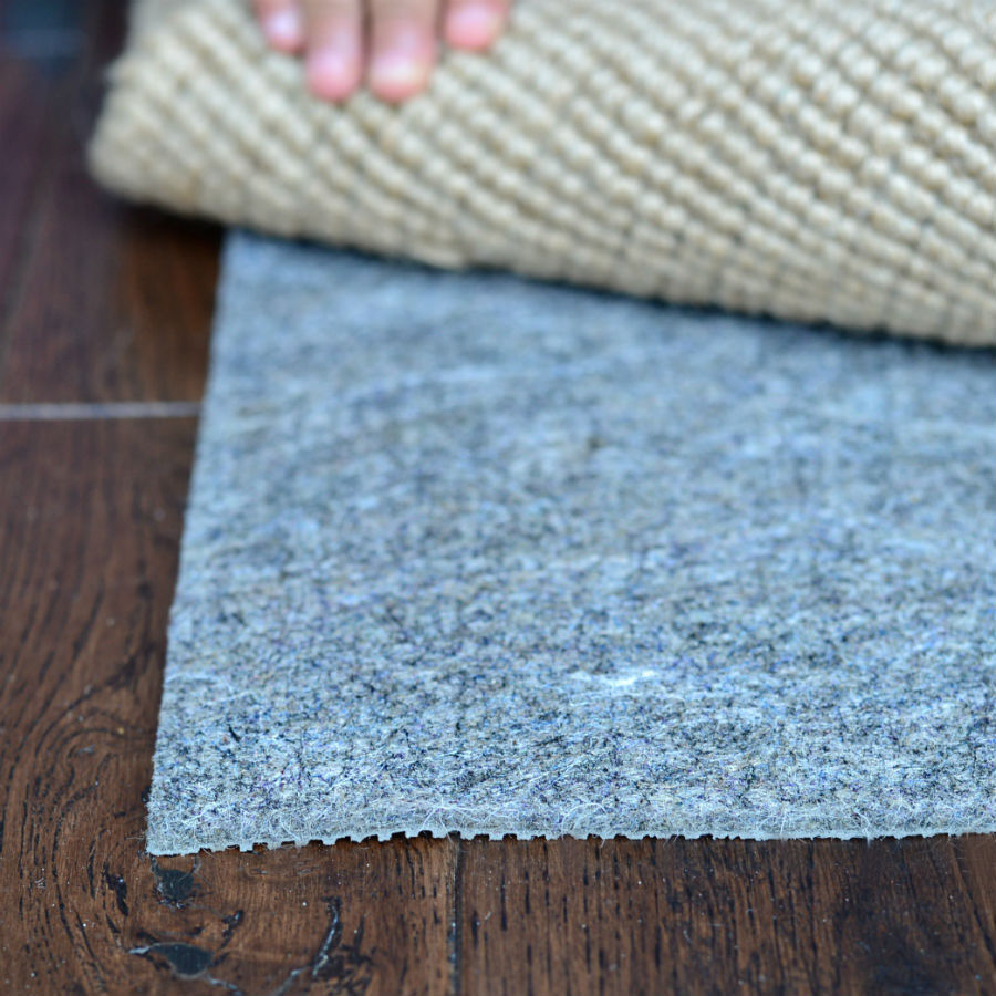 MOHAWK Rug Assist Non Slip Rug Pad - Many Sizes Rug Pads USA 1/4u0026quot; Thick : eBay