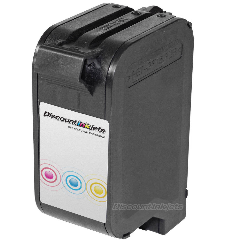 C6578DN Color Ink Print Cartridge For HP 78 HP78 Inkjet