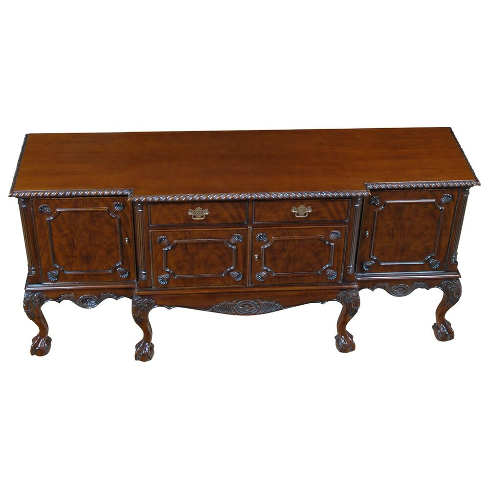 Nsb051 Niagara Furniture Ball And Claw Sideboard Chippendale