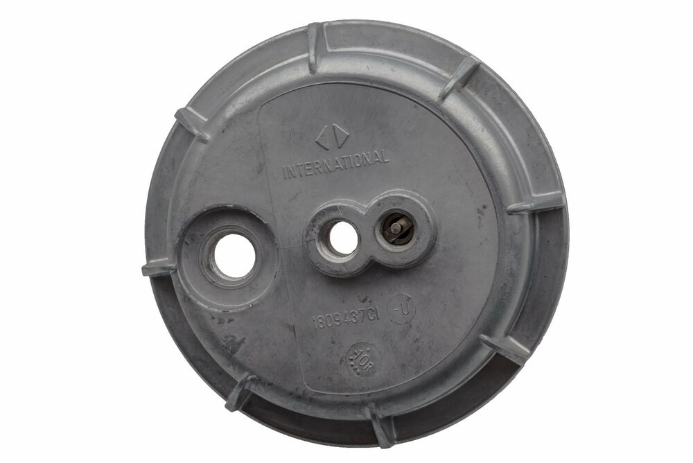 Ford 73l Diesel Idi Fuel Filter Housing Bottom Lower Cap Cover Oem 2011 F250 E8tz 9a343 A Ebay