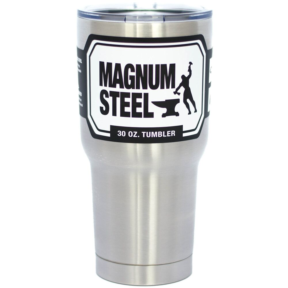 Double Wall Vacuum Insulated 18 8 Stainless Steel Tumbler