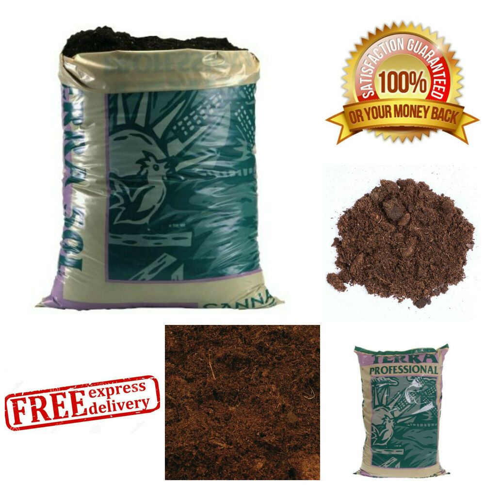 50l organic soil potting compost garden improver for Organic soil uk