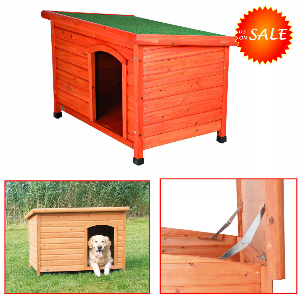 Xl extra large dog house 95 lb retriever kennel shelter for Xxl dog house
