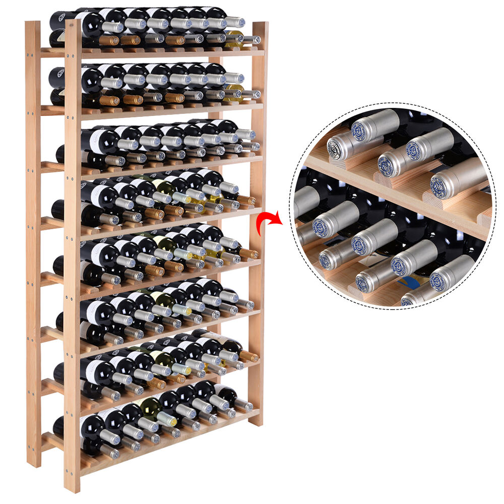 New 120 Bottle Wood Wine Rack 8 Tier Storage Display. Buy Cheap Kitchen Appliances. Ikea Kitchen Island With Stools. Kitchen Stainless Steel Appliances. Rustic Kitchen Island Lighting. Best Pendant Lights For Kitchen Island. Light Purple Kitchen. Kitchen Wall Light Fixtures. Farmhouse Kitchen Floor Tiles