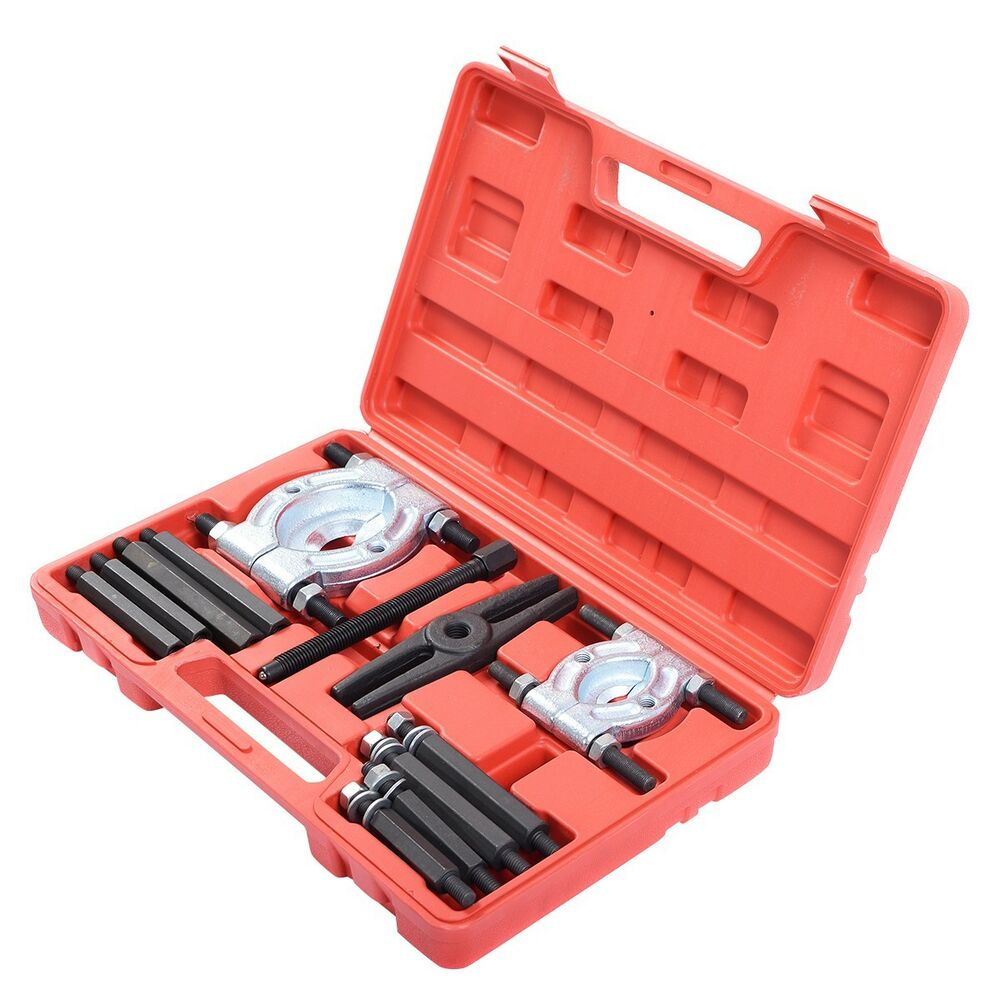 Bearing Puller Kit Advance Auto : Pcs bearing splitter gear puller fly wheel separator set