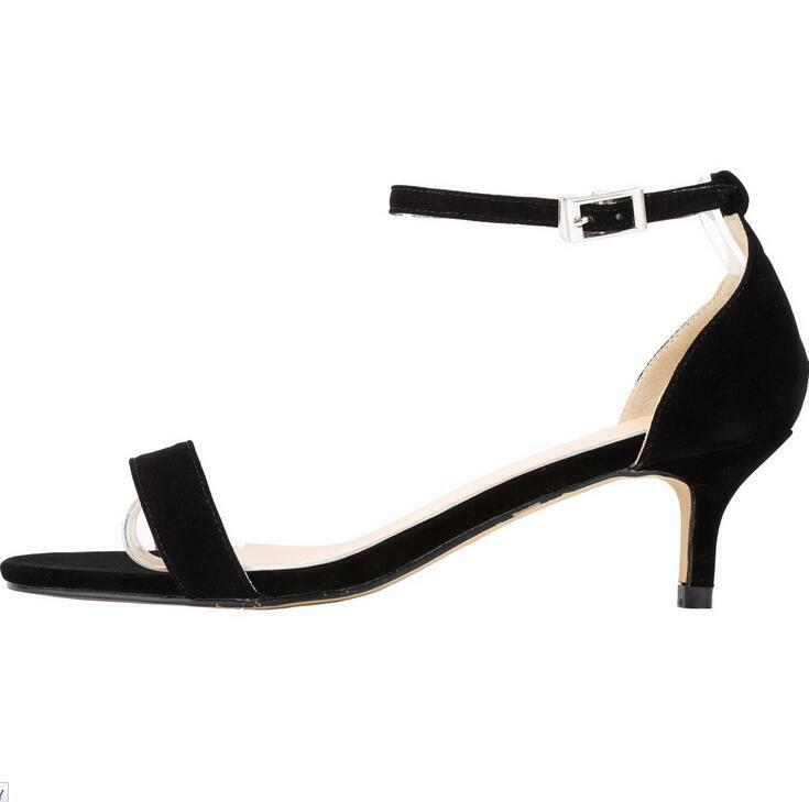 Silver Ankle Strap Dress Shoes