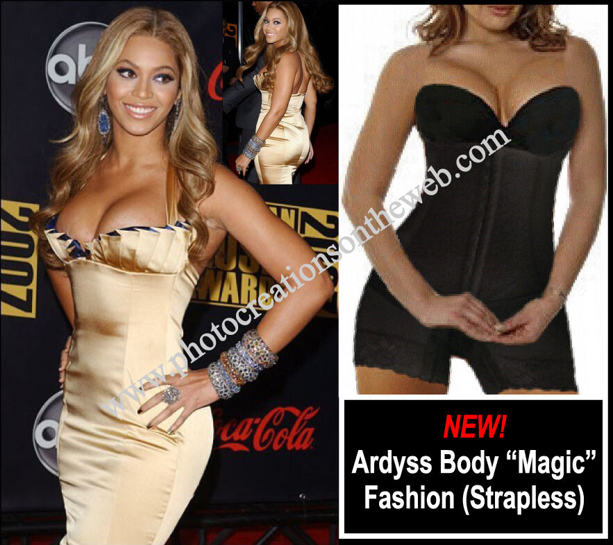 94969bd36 Details about SEXY INSTANT TUMMY TUCK GIRDLE-FAJA-LIFTS BUTT-BREAST WEAR  STRAPLESS DRESS  750