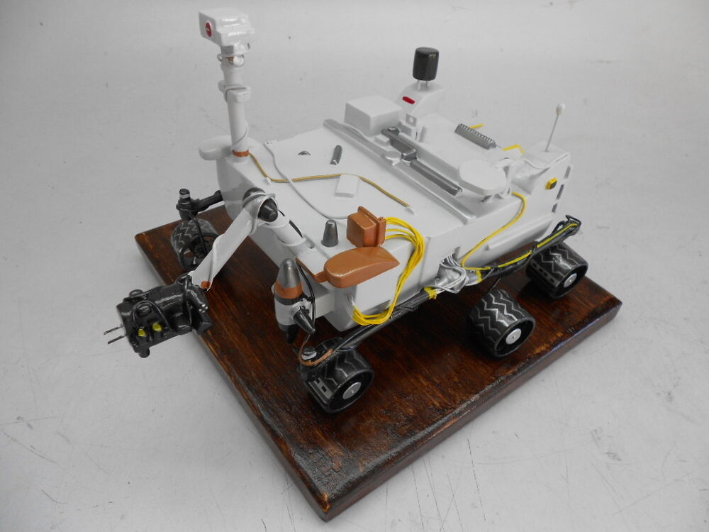 curiosity rover replica - photo #23