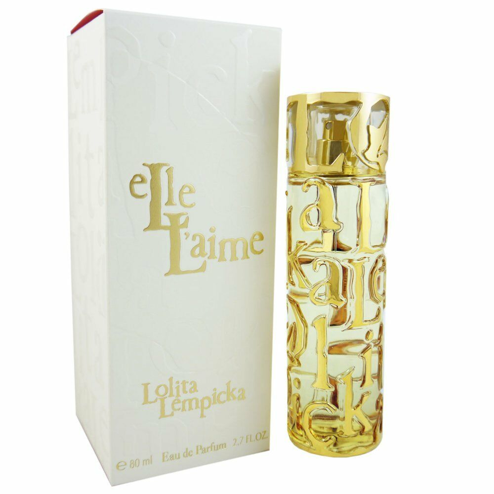 lolita lempicka elle l aime 80 ml eau de parfum edp ebay. Black Bedroom Furniture Sets. Home Design Ideas