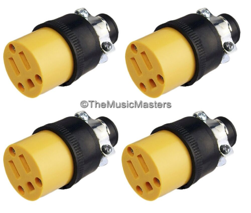 Electrical Power Cord : Extension cord replacement electrical ac power socket