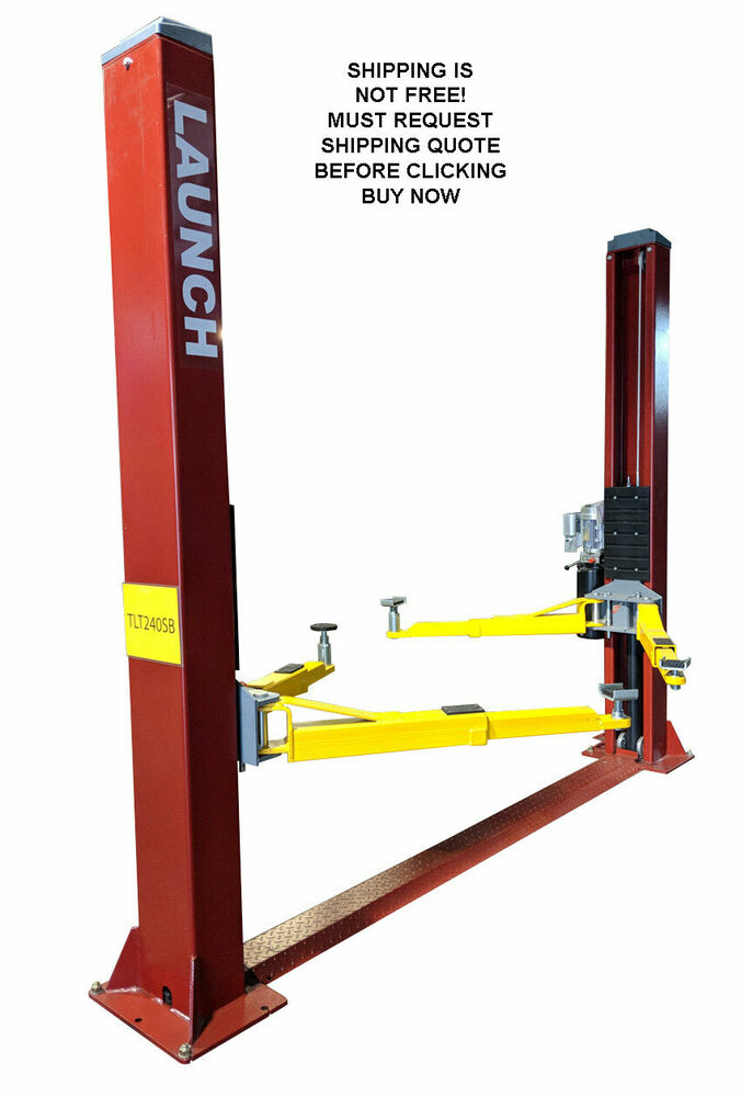 Automotive Car Lift : New launch k lb symmetric two post auto