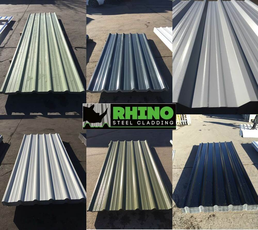 Very Cheap Steel Box Profile Roofing Sheets Metal Tin Roof