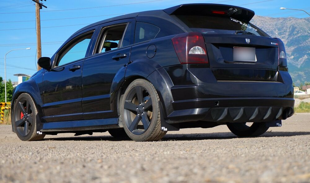 rokblokz rally mud flaps for the 2008 2009 dodge caliber. Black Bedroom Furniture Sets. Home Design Ideas