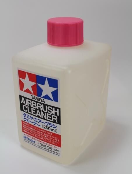 tamiya 87089 airbrush cleaner 250ml craft spray painting