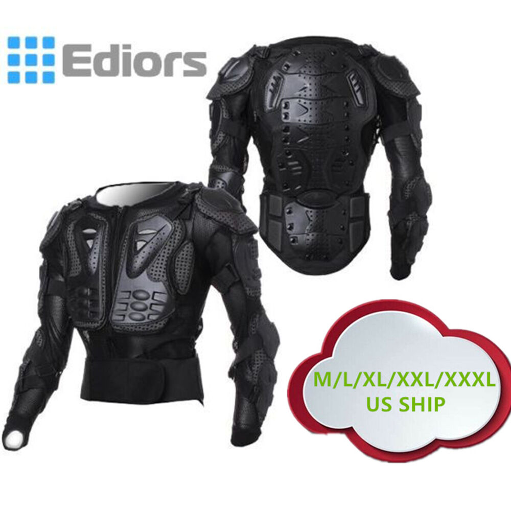 Motorcycle pro racing sport full body armor jacket for Motorcycle body armor shirt