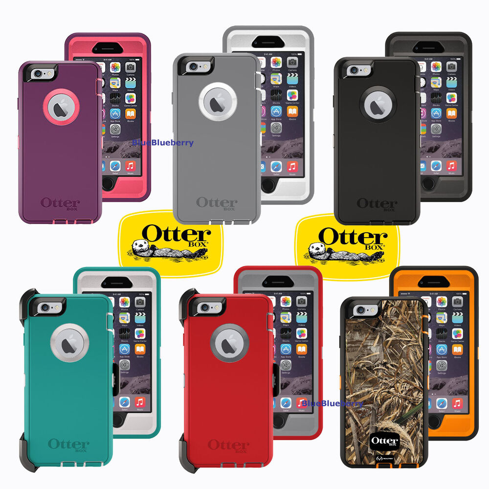 otterbox for iphone 6 new otterbox defender series cover for the iphone 6 15811