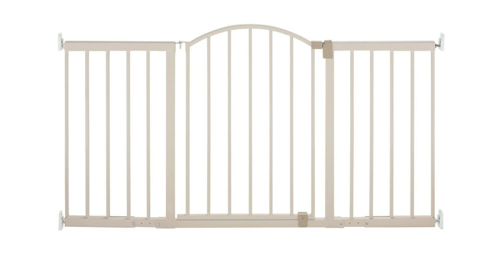 summer infant extra tall decorative walk thru gate