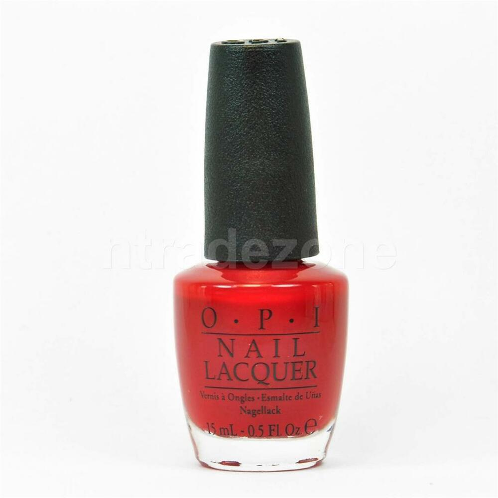 Classic Nail Color: OPI Nail Polish Lacquer Classic Colors