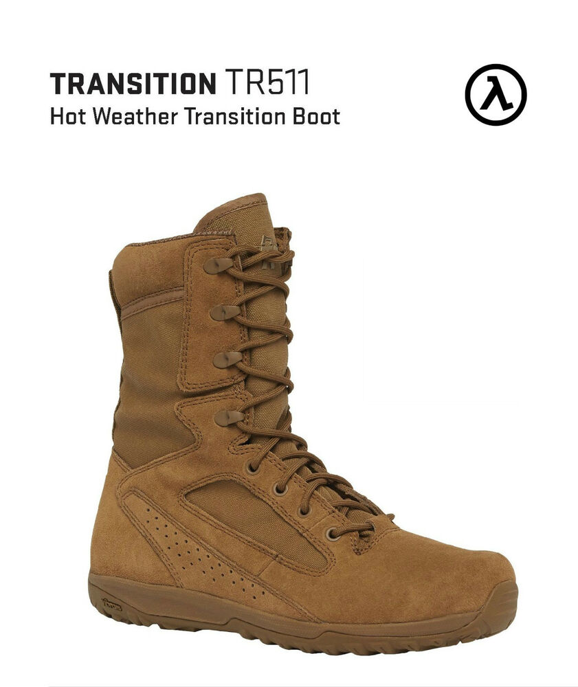 Belleville Tr511 Tactical Research Transition Hot Weather