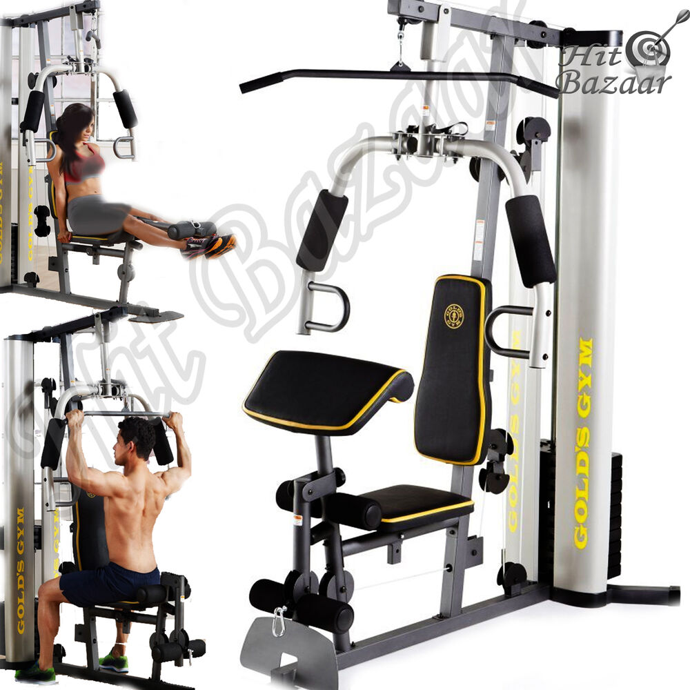 Strength Training: Gym System Strength Training Workout Equipment Home