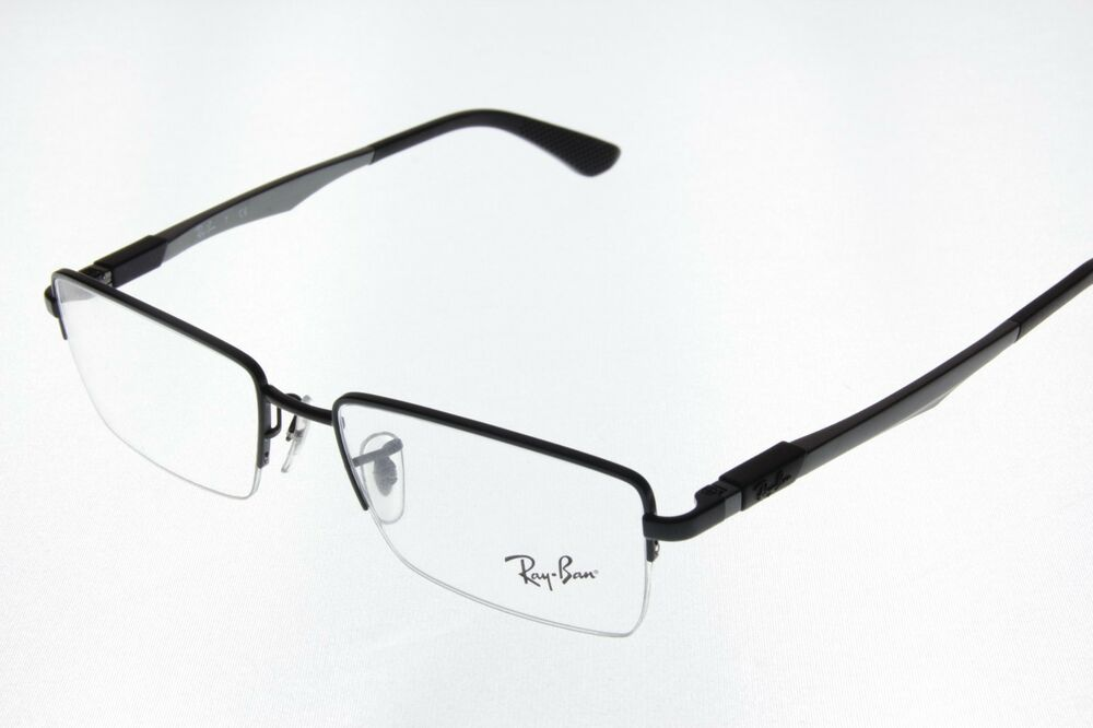 Orignal Ray Ban RB6263 2503 Half Rimless TRANSITIONS ...