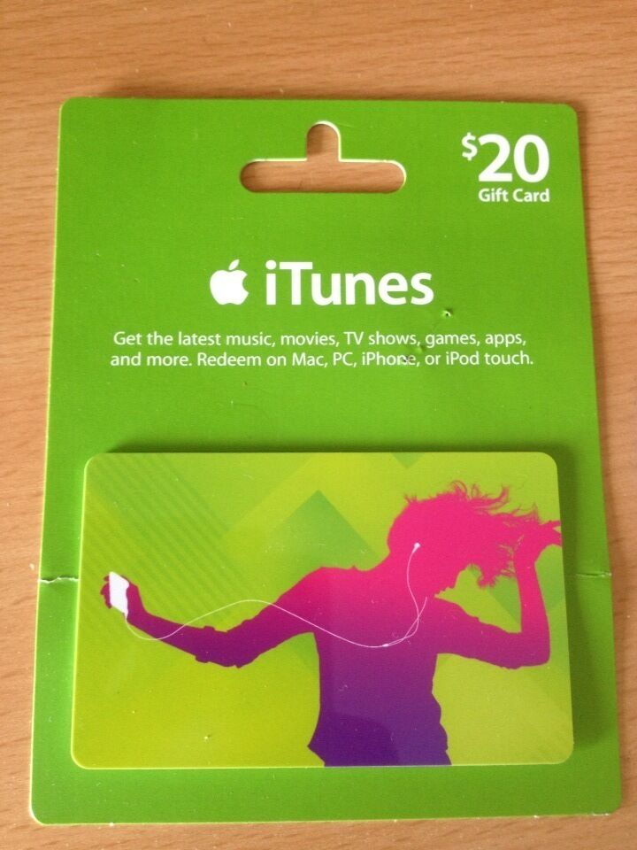 how to add new itunes card