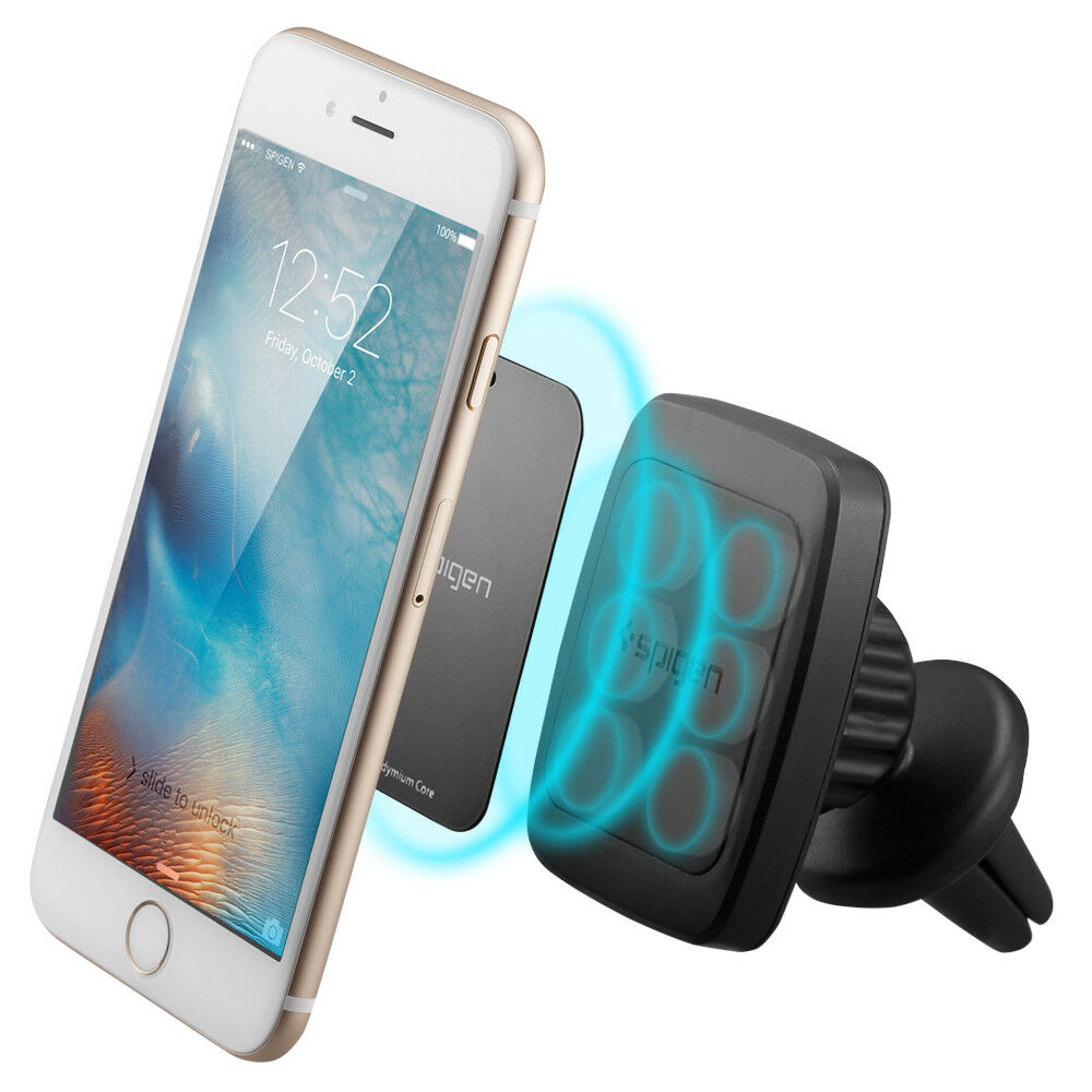 Spigen® [Kuel H12] Universal Magnetic Air Vent Car Mount
