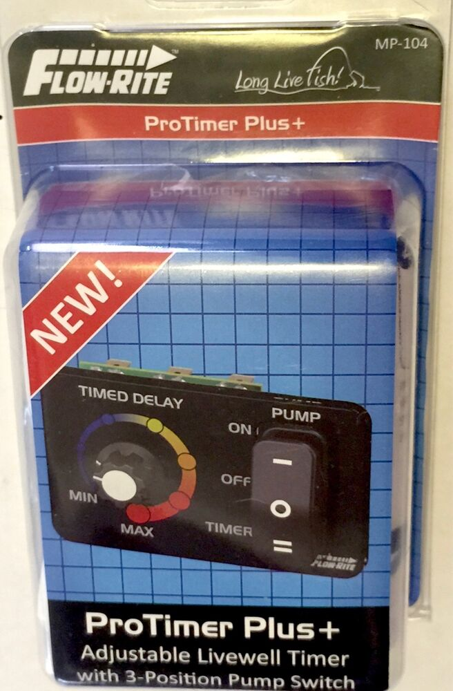 boat flow rite pro timer plus adjustable livewell timer boat flow rite pro timer plus adjustable livewell timer switch mp 104