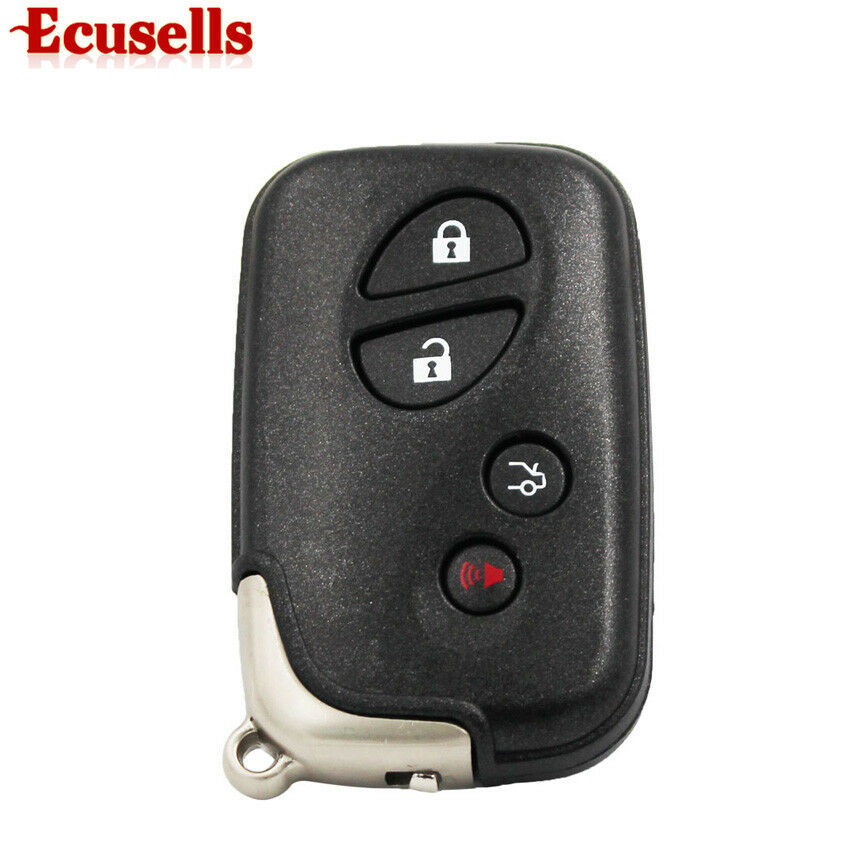 Lexus Crv: For Lexus IS250 ES350 GS350 LS460 GS 4 Buttons Remote Key