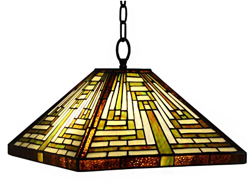dining room light fixture tiffany style stained glass. Black Bedroom Furniture Sets. Home Design Ideas