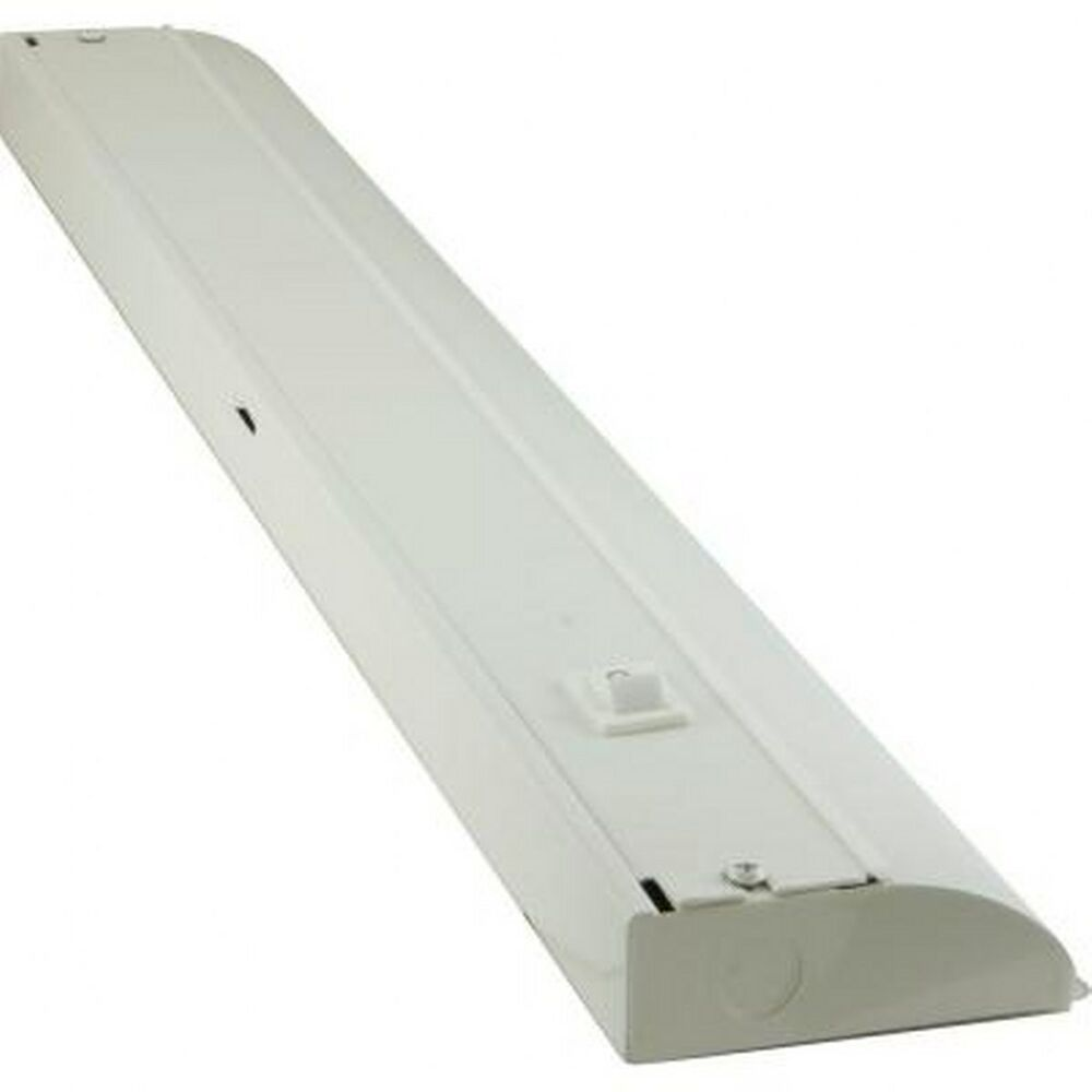 Ge 18 In Direct Wire Led Under Cabinet Light Bar W