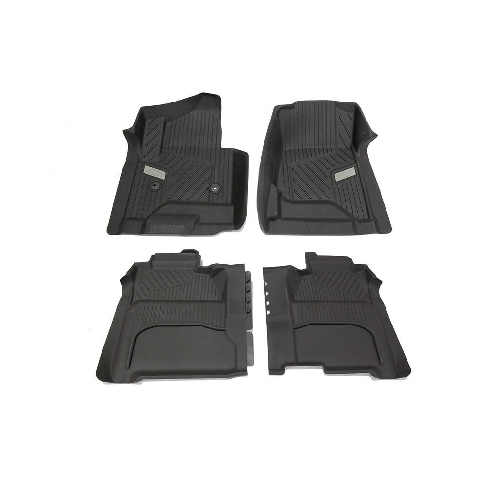 Oem New Premium All Weather Floor Mats Front Amp Rear Set