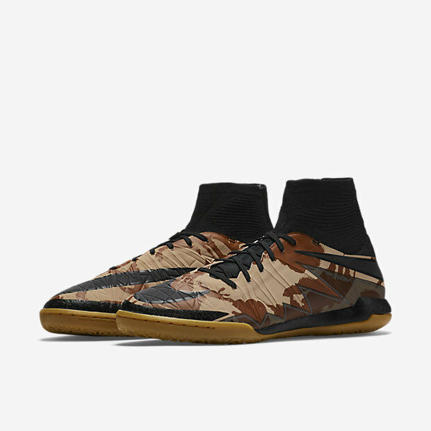 1f16d6292541 Details about NIKE HYPERVENOMX PROXIMO SE IC Camo indoor soccer Shoe Size  8.5 Limited Edition